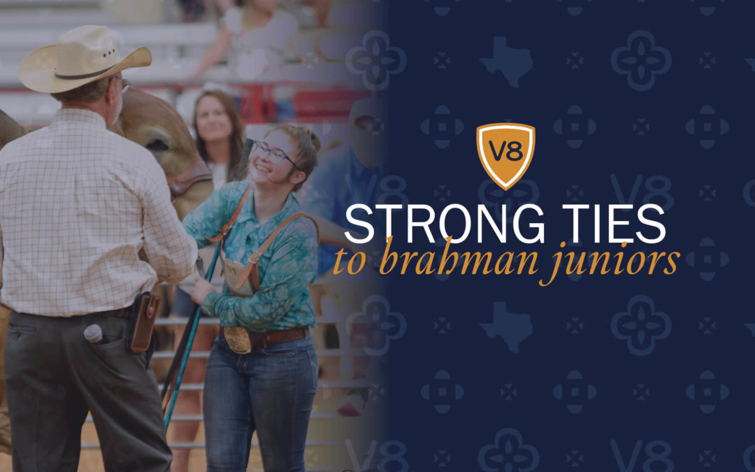 V8 Ranch Maintains Strong Ties to Junior Exhibitors