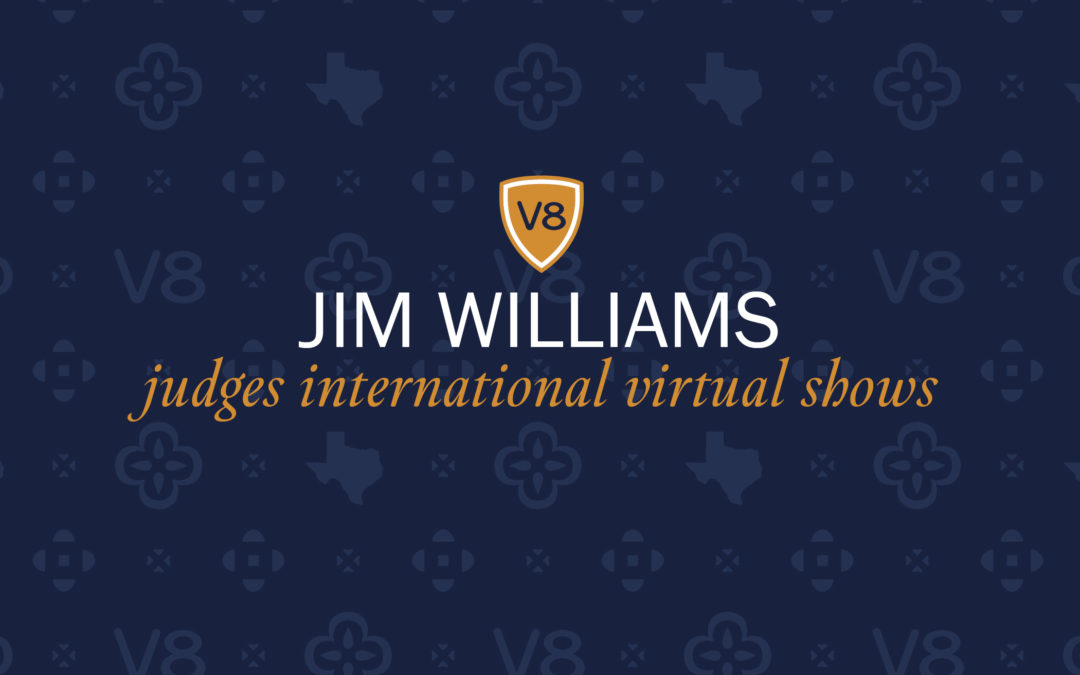 Jim Williams Judges International Virtual Cattle Shows