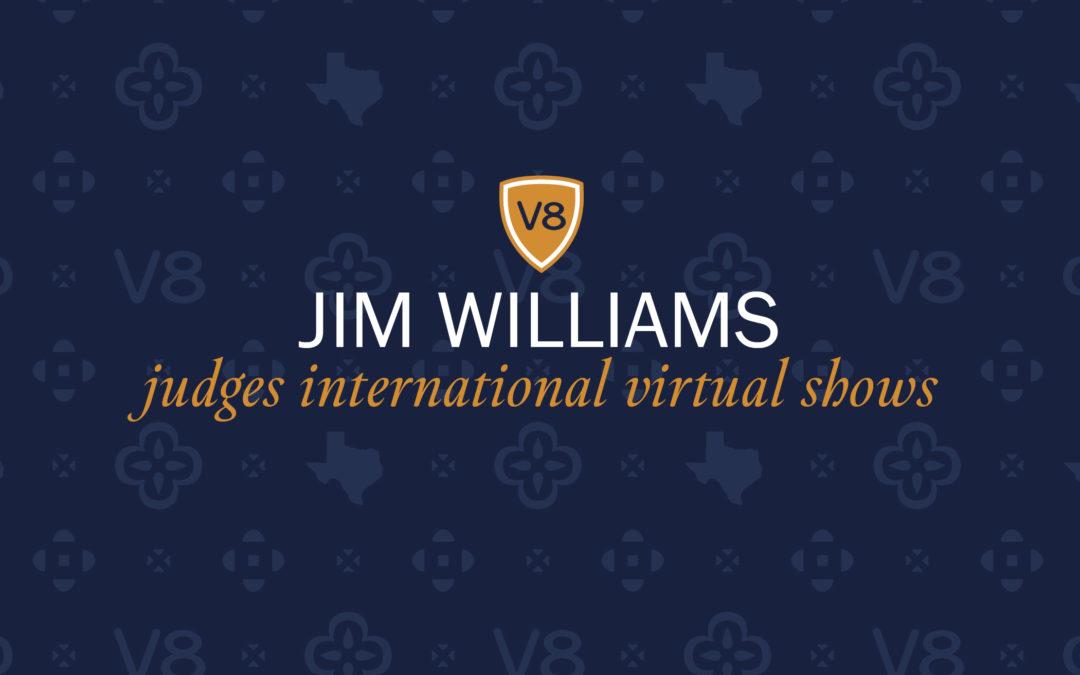 Jim Williams Judges International Virtual Cattle Shows