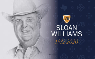 V8 Ranch Mourns Loss of Owner Sloan Williams