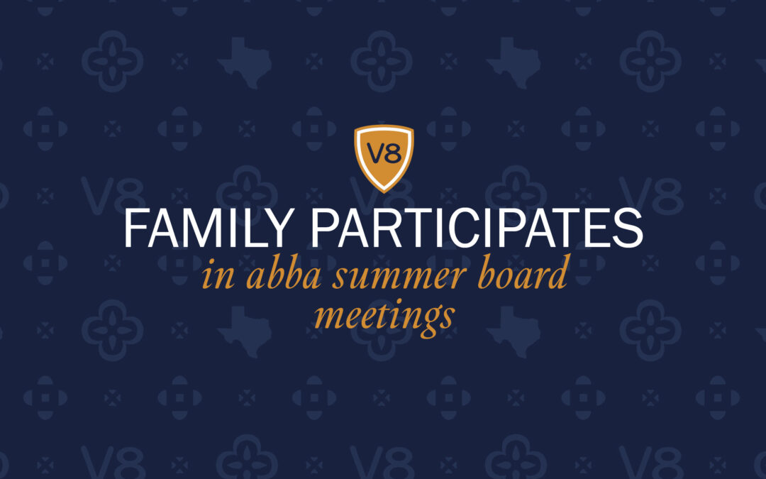 V8 Ranch Family Participates in ABBA Summer Board Meetings