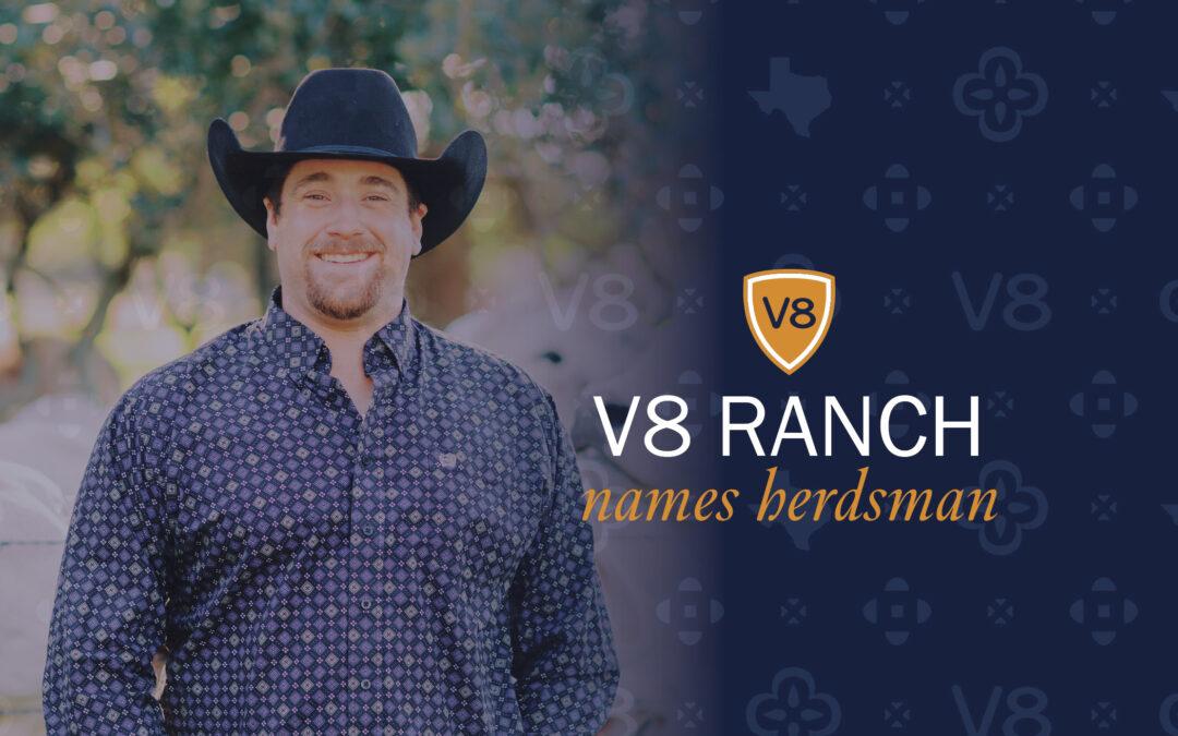 V8 Ranch Names Herdsman