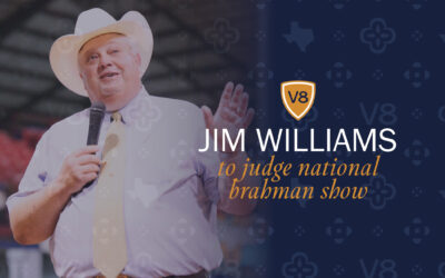 Jim Williams to Judge 2021 ABBA National Brahman Show